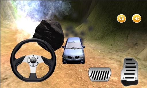 爬坡赛车:越野吉普车截图2