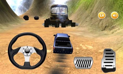 爬坡赛车:越野吉普车截图4