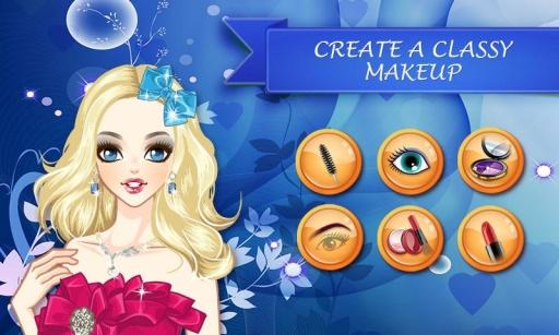 Sweet Bridesmaid Makeup Salon截图1