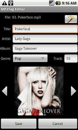 MP3 Tag Editor截图1