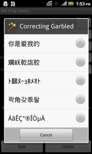 MP3 Tag Editor截图8