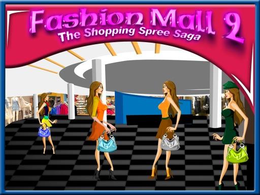 时尚商场购物2