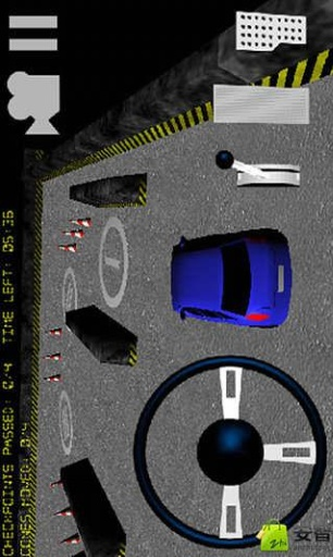 驾考模拟驾驶