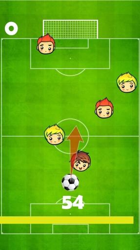 手指足球任意球截图0