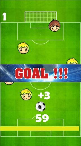 手指足球任意球截图1
