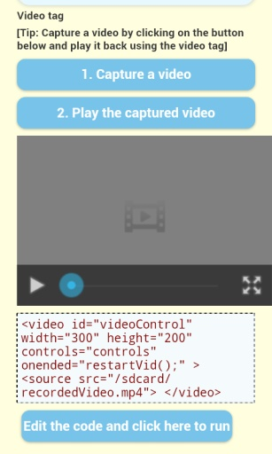 HTML5 Tutorial Guide