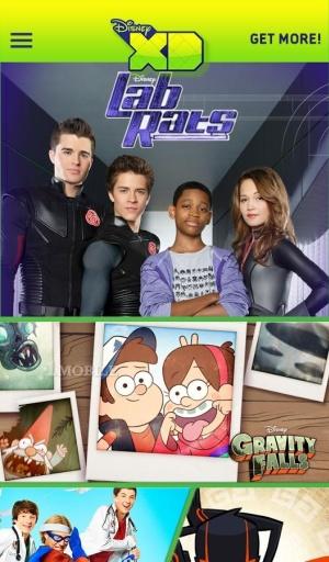 WATCH Disney XD截图0