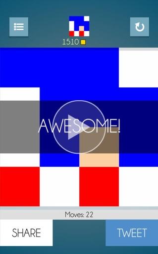 彩色方块截图4