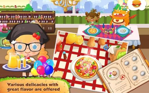 糖果餐厅截图2
