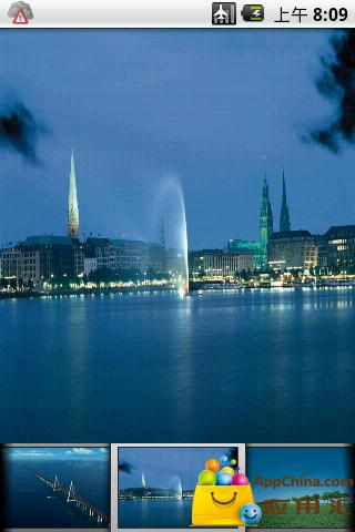 瑞士风景系列壁纸,内含瑞士高清风景壁纸 应用介绍 瑞士风景壁纸