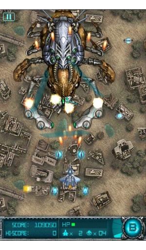 雷神战机截图2