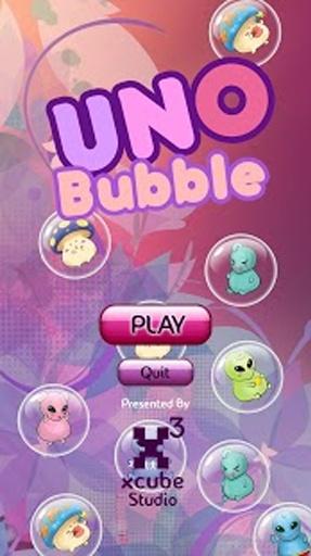 Uno Bubble