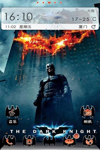 宝软桌面-蝙蝠侠来了
