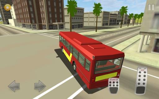 Real City Bus截图0