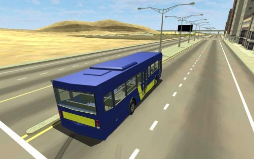 Real City Bus截图1