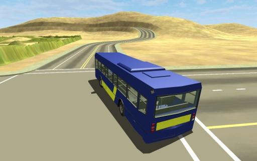 Real City Bus截图2