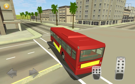 Real City Bus截图3