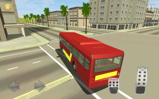 Real City Bus截图5
