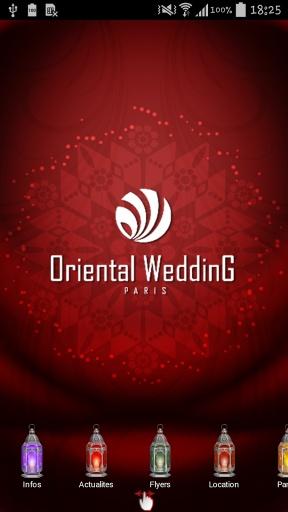 Oriental Wedding Paris截图0