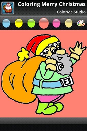 Coloring: Christmas截图1
