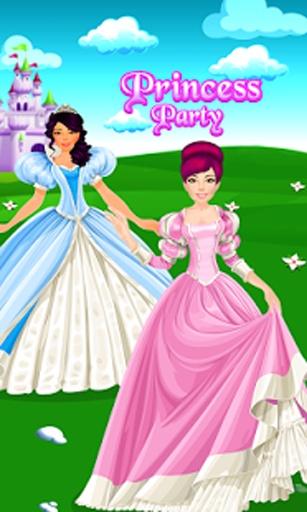 Princess Party Fashion截图1