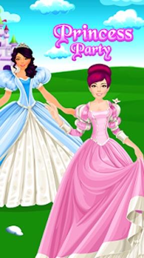 Princess Party Fashion截图2