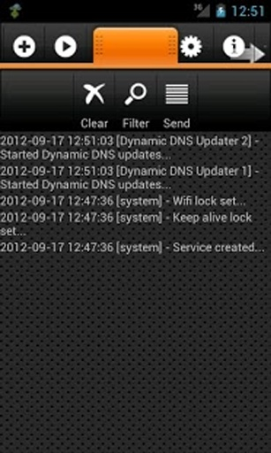 Socks Server Ultimate截图5