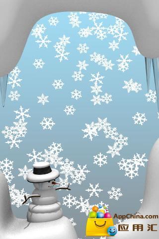 雪|玩個人化App免費|玩APPs