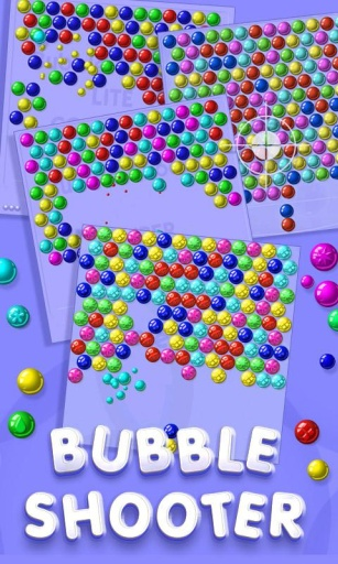Bubble Shooter Classic Free截图0