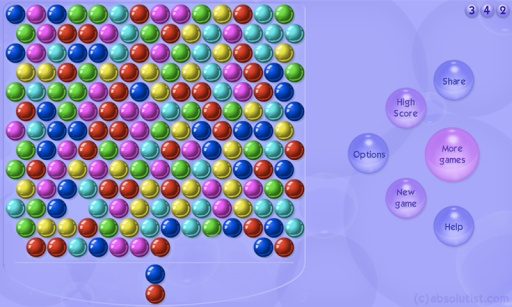 Bubble Shooter Classic Free截图5