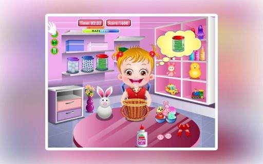 可愛寶貝歡樂復活節截图3