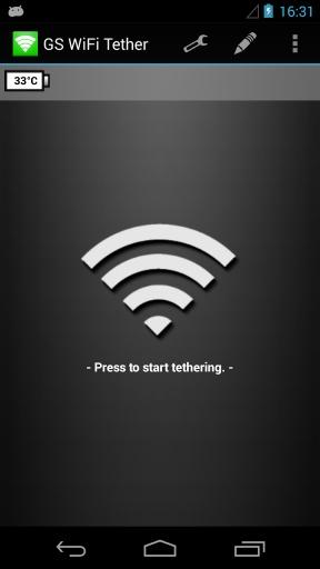 WIFI共享 - WIFI热点