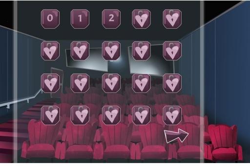 Cinema Lovers Hidden Kiss截图3