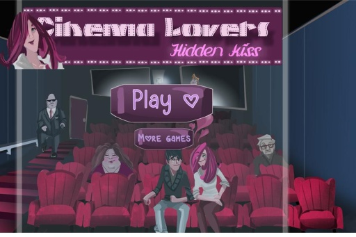 Cinema Lovers Hidden Kiss截图4