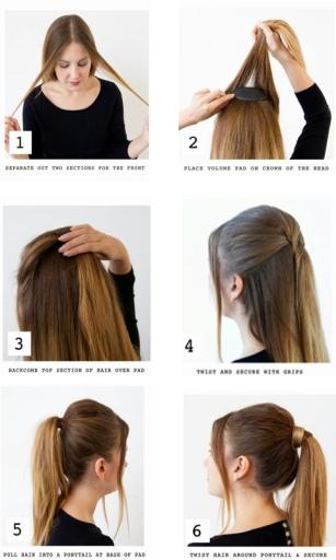 如果你想设置背景和马尾辫发型步骤的壁纸所以这里的