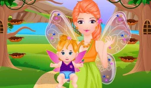 童话诞生的女孩游戏截图0