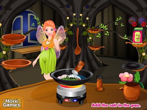 童话诞生的女孩游戏截图1