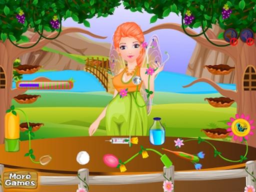 童话诞生的女孩游戏截图2