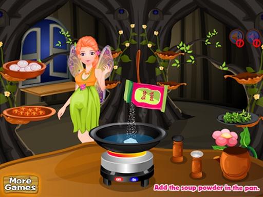 童话诞生的女孩游戏截图4