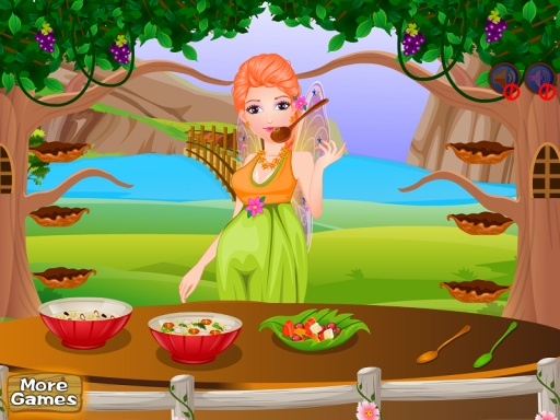 童话诞生的女孩游戏截图8