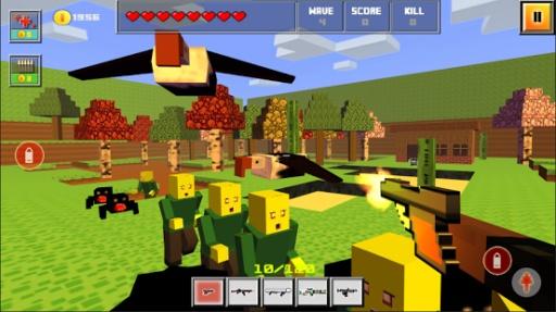 Pixel Combat截图0