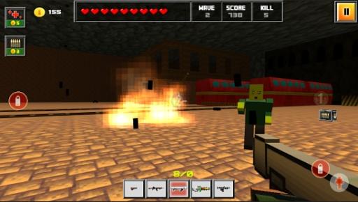 Pixel Combat截图2