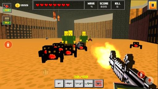 Pixel Combat截图5