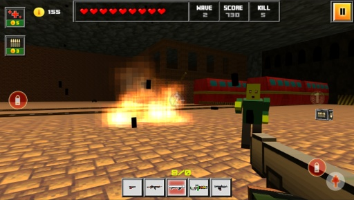 Pixel Combat截图8