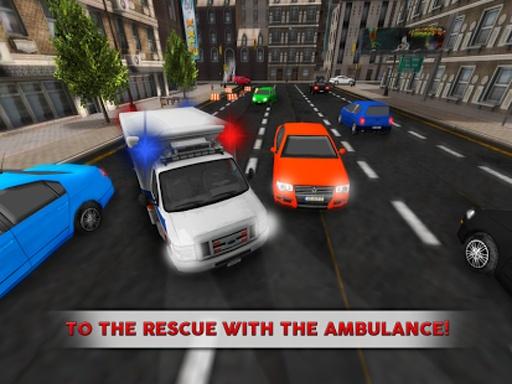 Sim Emergency Driver截图0