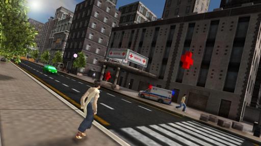 Sim Emergency Driver截图1