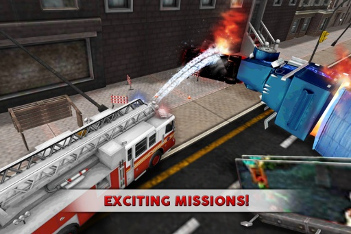 Sim Emergency Driver截图10