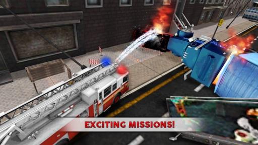 Sim Emergency Driver截图3