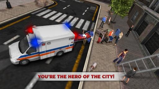 Sim Emergency Driver截图4