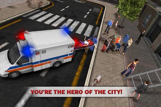 Sim Emergency Driver截图5